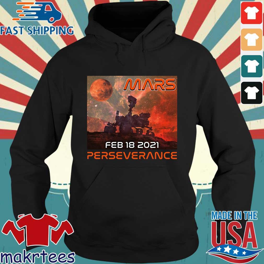 Mars feb 18 2021 perseverance s Hoodie den