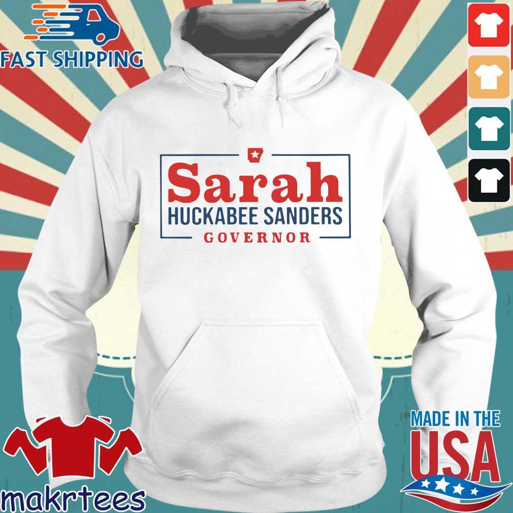 Sarah huckabee sanders governor s Hoodie trang