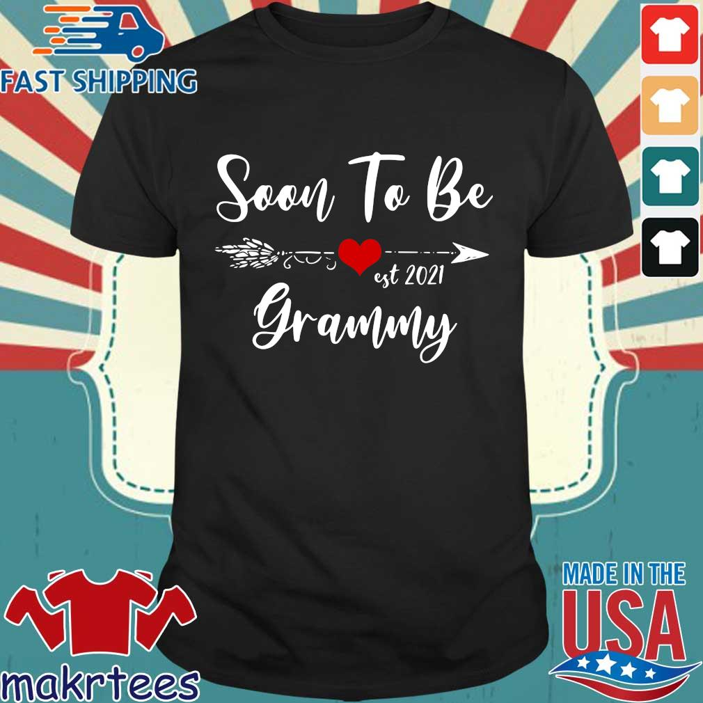 Soon to be est 2021 grammy shirt