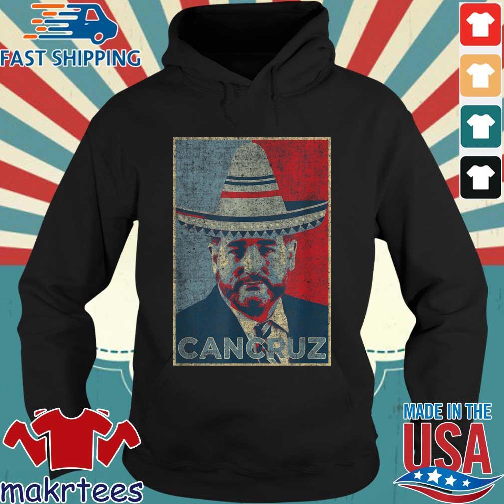 Ted Cruz Cancun Vacation Shirt Hoodie den