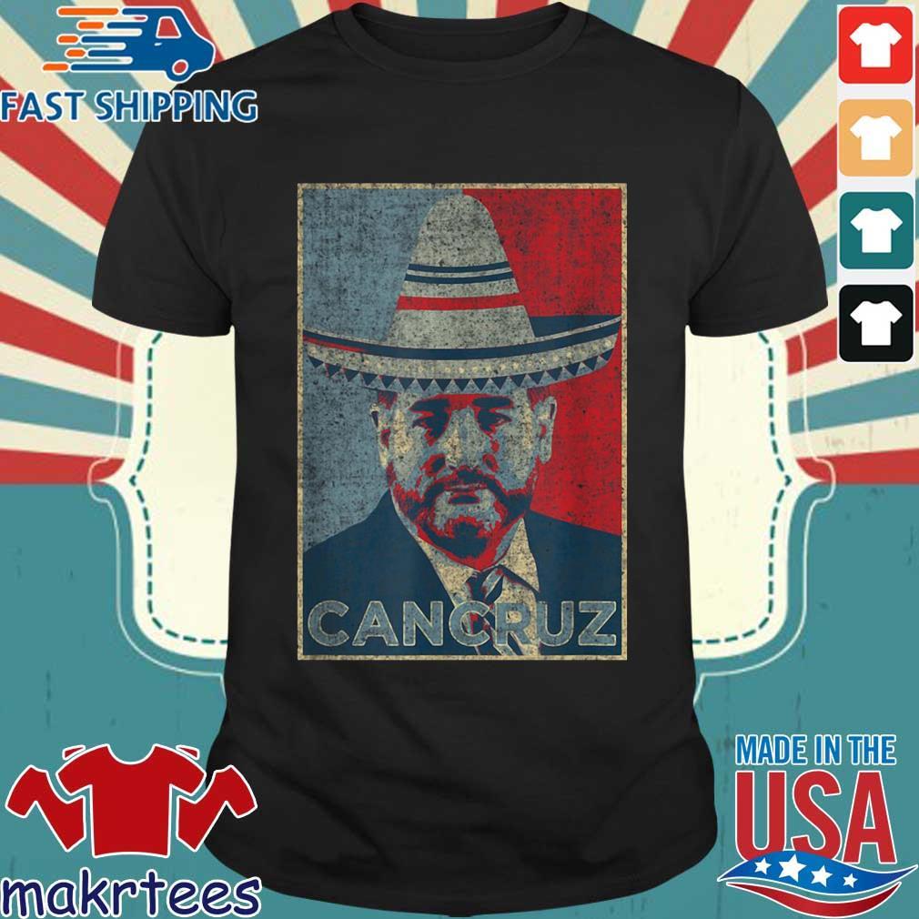 Ted Cruz Cancun Vacation Shirt
