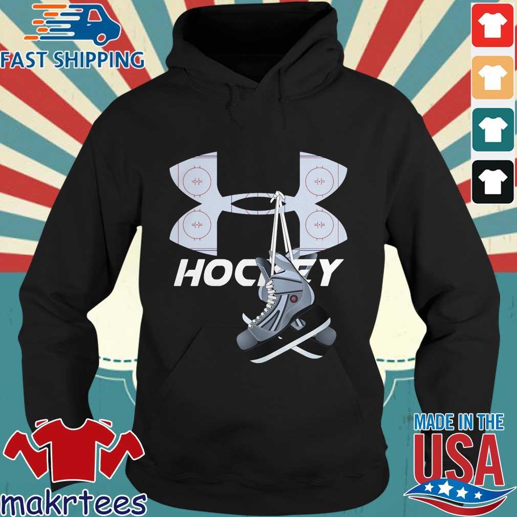 Under Armour Hockey Shirt Hoodie den