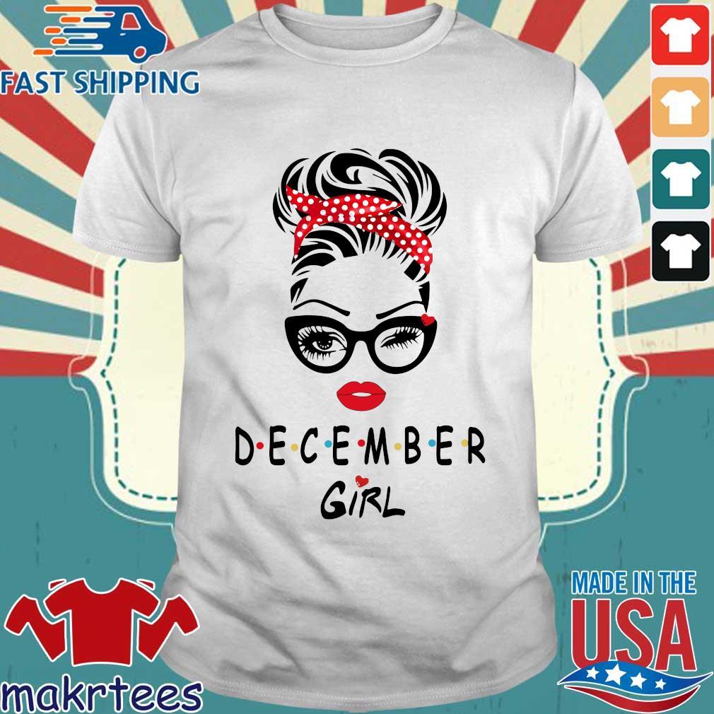 December girl 2021 shirt