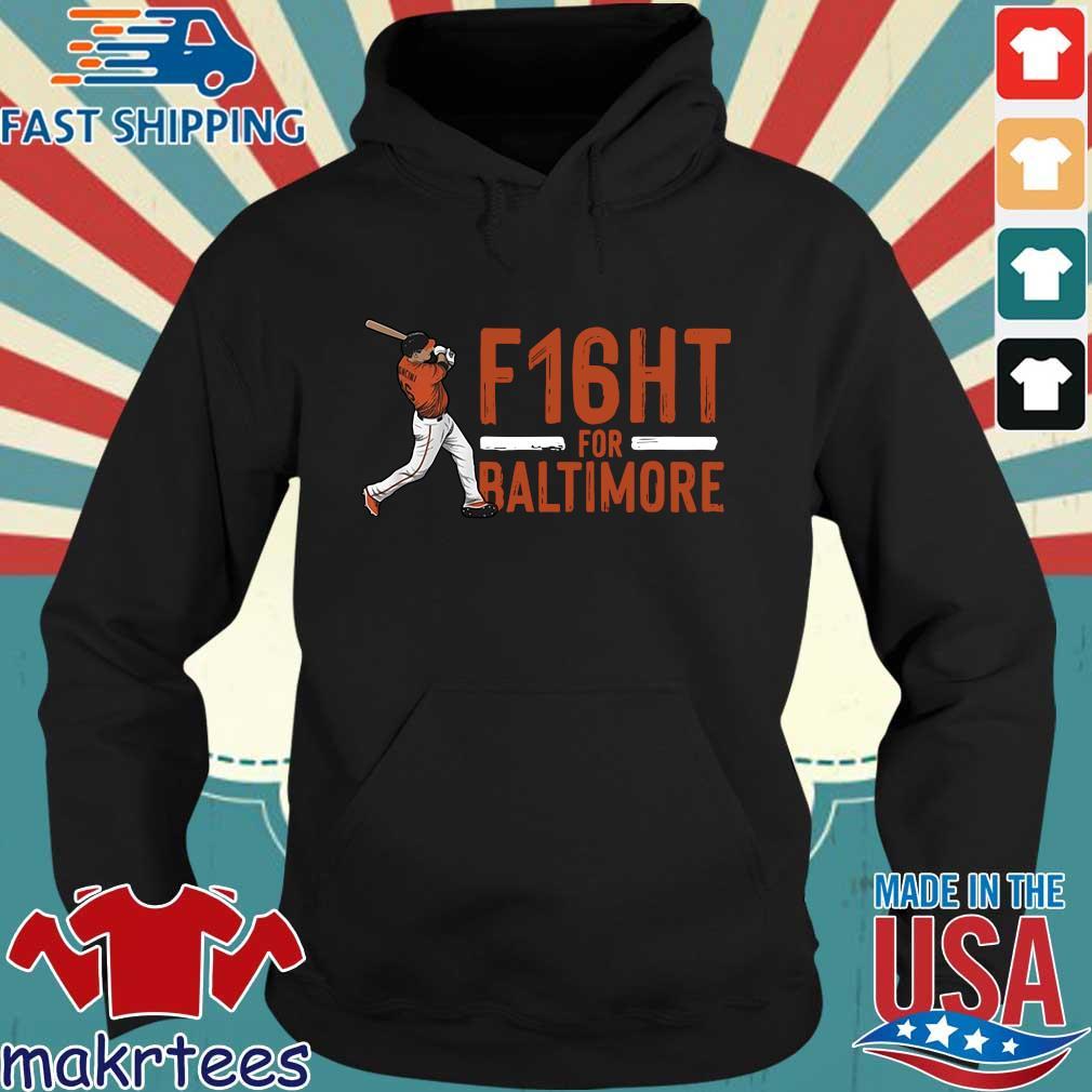 F16ht for Baltimore baseball 2021 Hoodie den