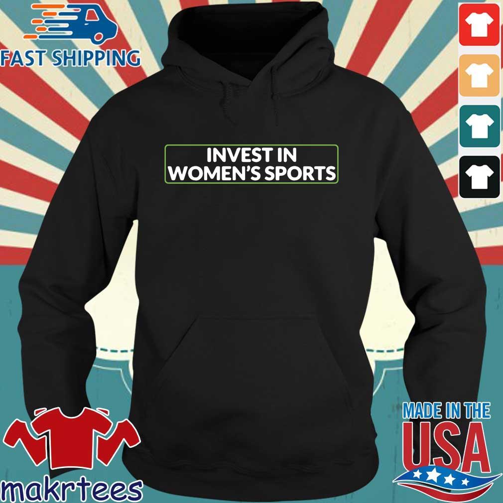 Invest in women's sports Hoodie den