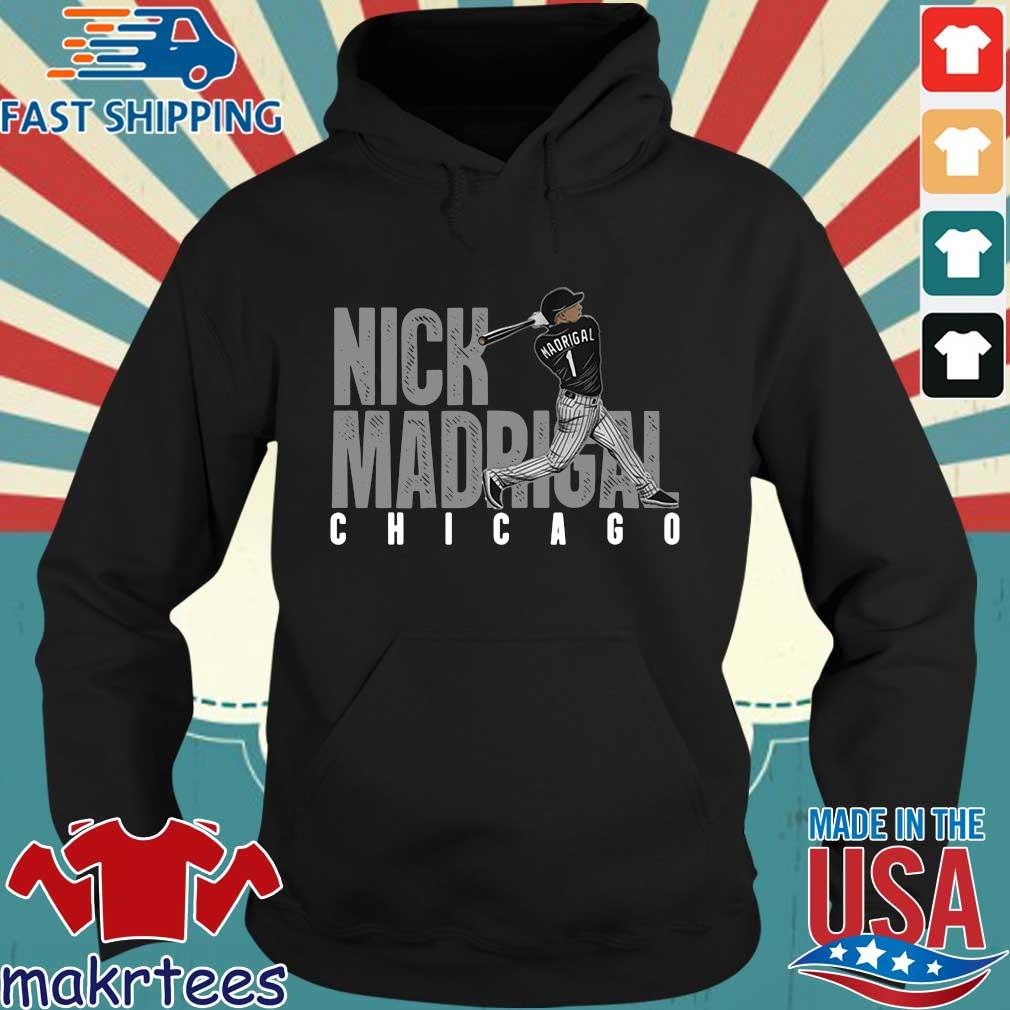 Nick Madrigal Chicago White Sox Hoodie den