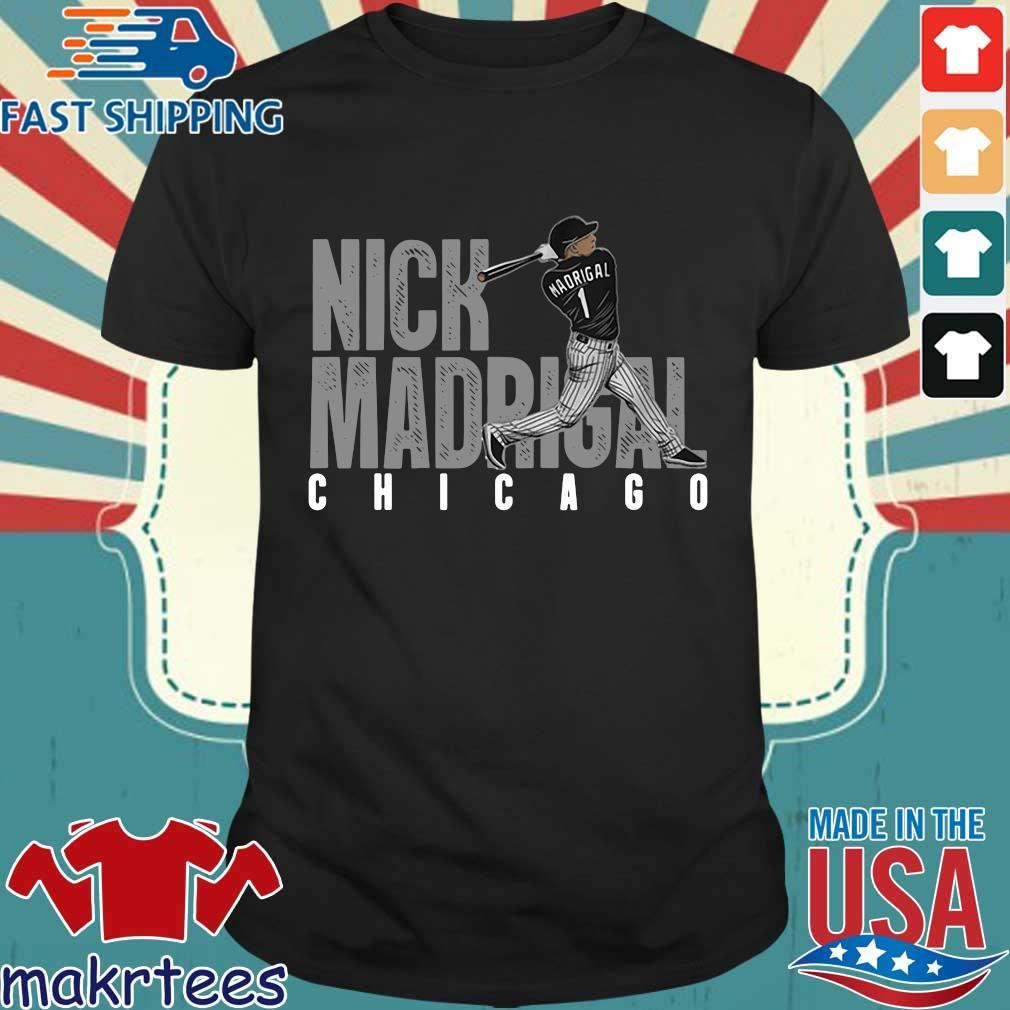 Nick Madrigal Chicago White Sox shirt