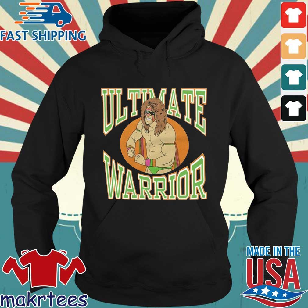 Offcial ltimate Warrior WWE Hoodie den