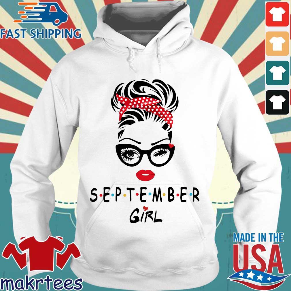 September girl 2021 Hoodie trang