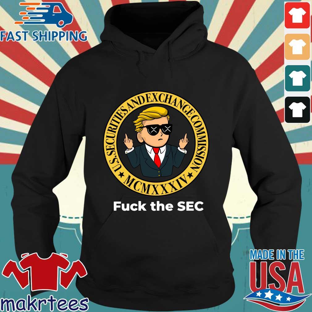 Wall Street Fuck The Sec Shirt Hoodie den