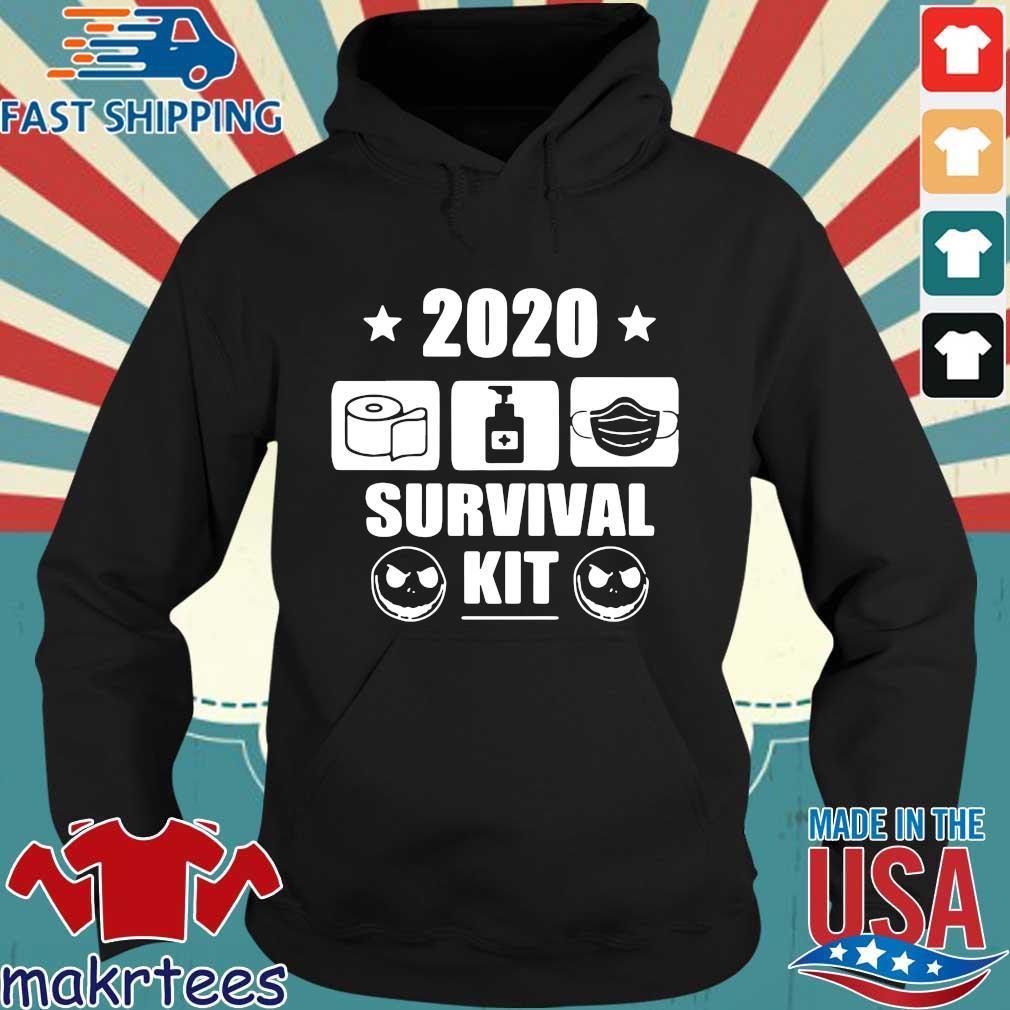2020 Survival Kit Shirt Hoodie den