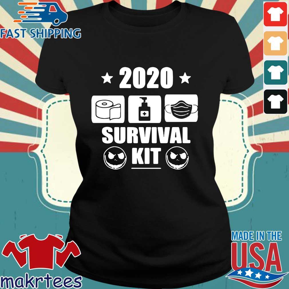 2020 Survival Kit Shirt Ladies den