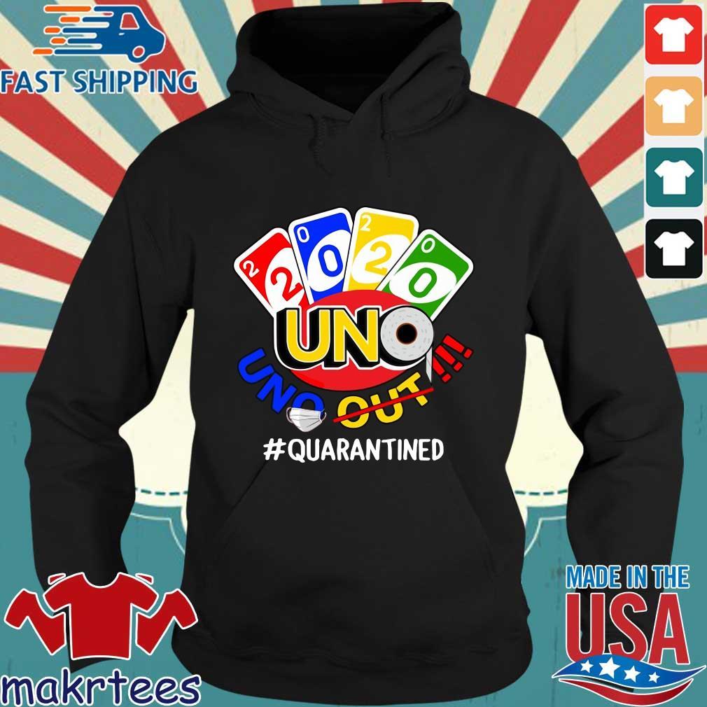 2020 Uno Quarantined Shirt Hoodie den