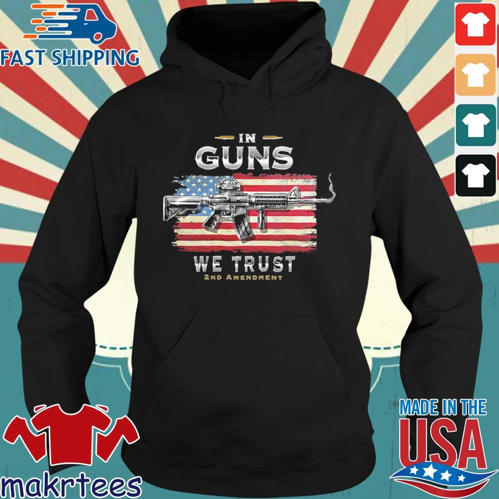 2nd Amendment In Guns We Trust Rn2457sw Shirt Hoodie den