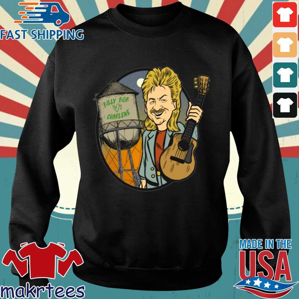 Billy Bob Loves Charlene Guitar Shirt Sweater den