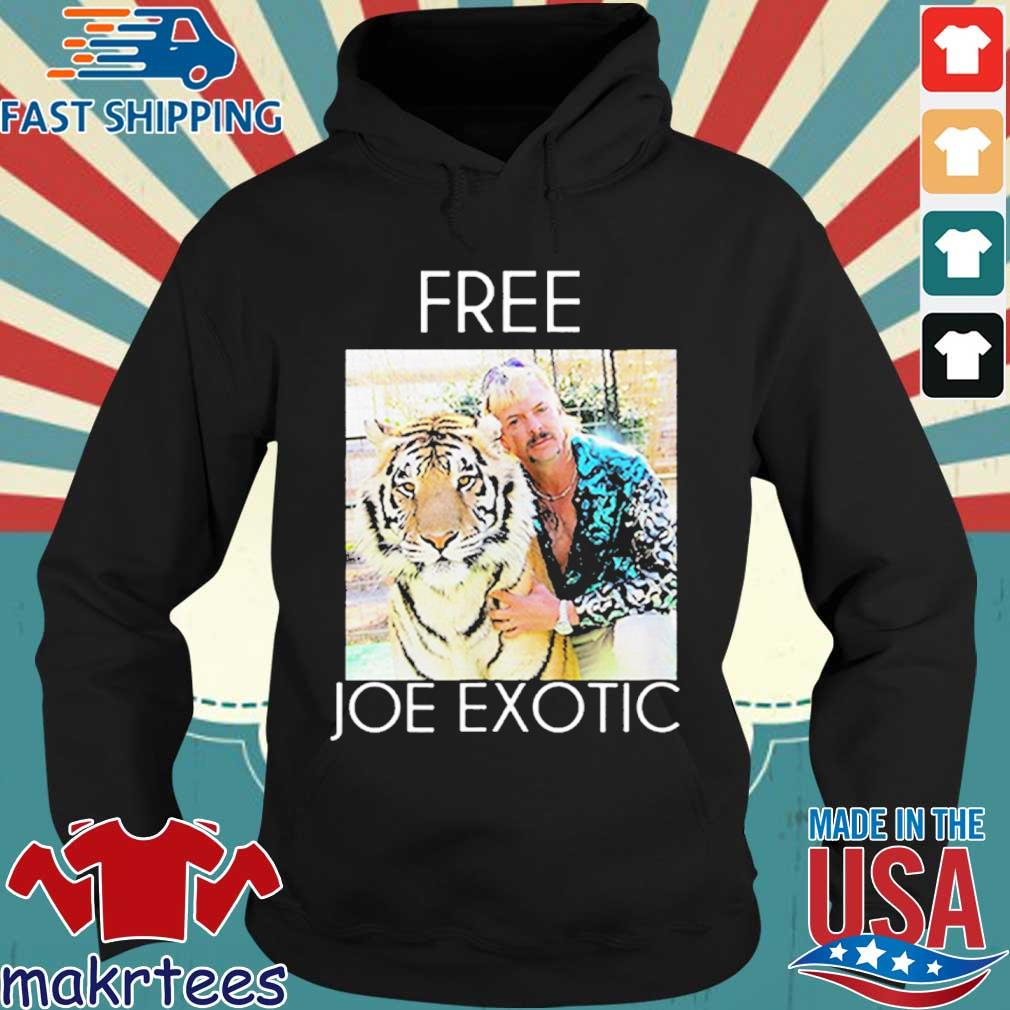 Free Joe Exotic Tiger King Premium Shirt Hoodie den
