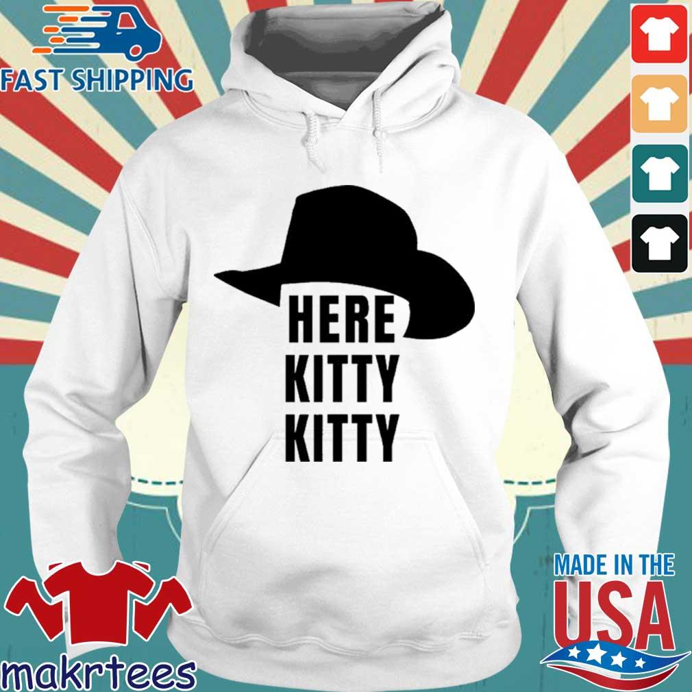 Here Kitty Kitt Joe Exotic Tiger King Shirt Hoodie trang