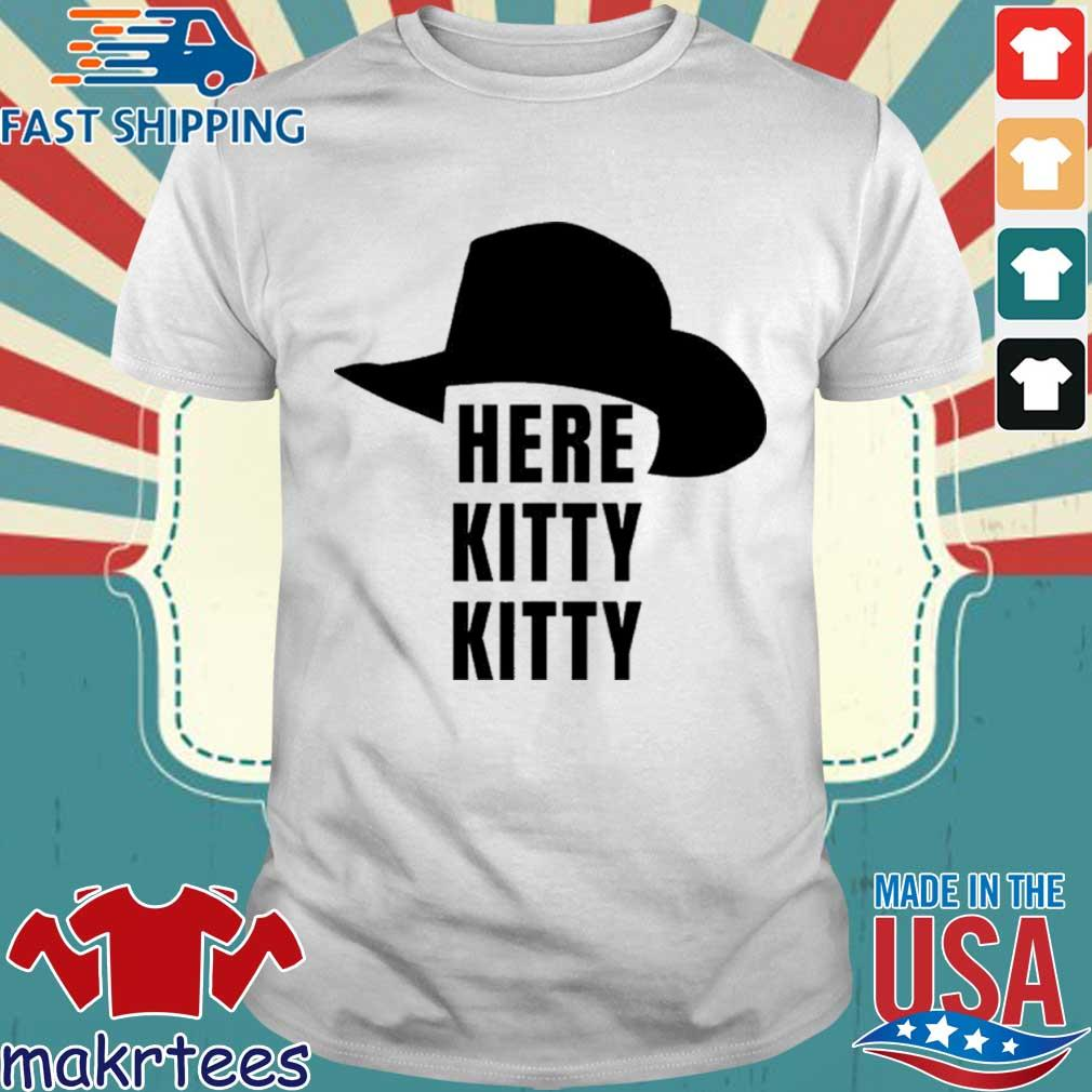 Here Kitty Kitt Joe Exotic Tiger King Shirt
