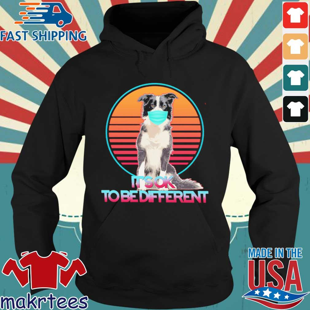 It's Ok To Be Different Shirt Hoodie den