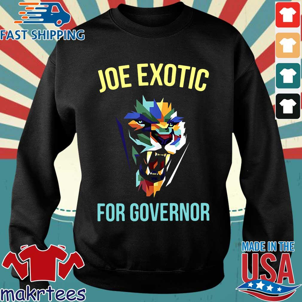 Joe Exotic For Governor Colorful For Shirt Sweater den