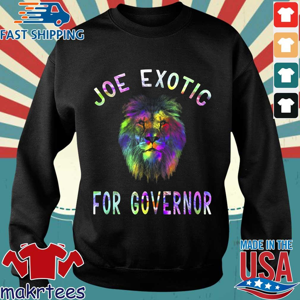 Joe Exotic For Governor T-Shirt Sweater den