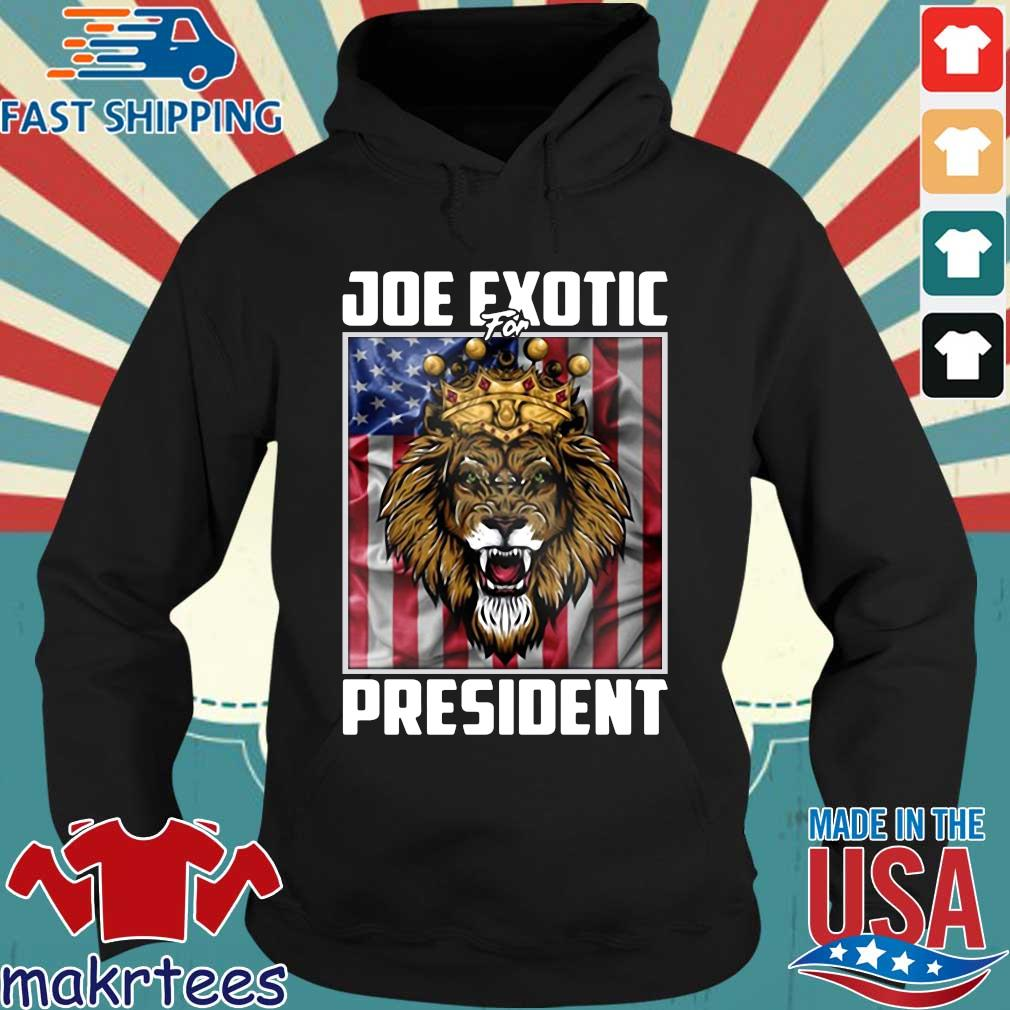 Joe Exotic for President Flag For Shirt Hoodie den