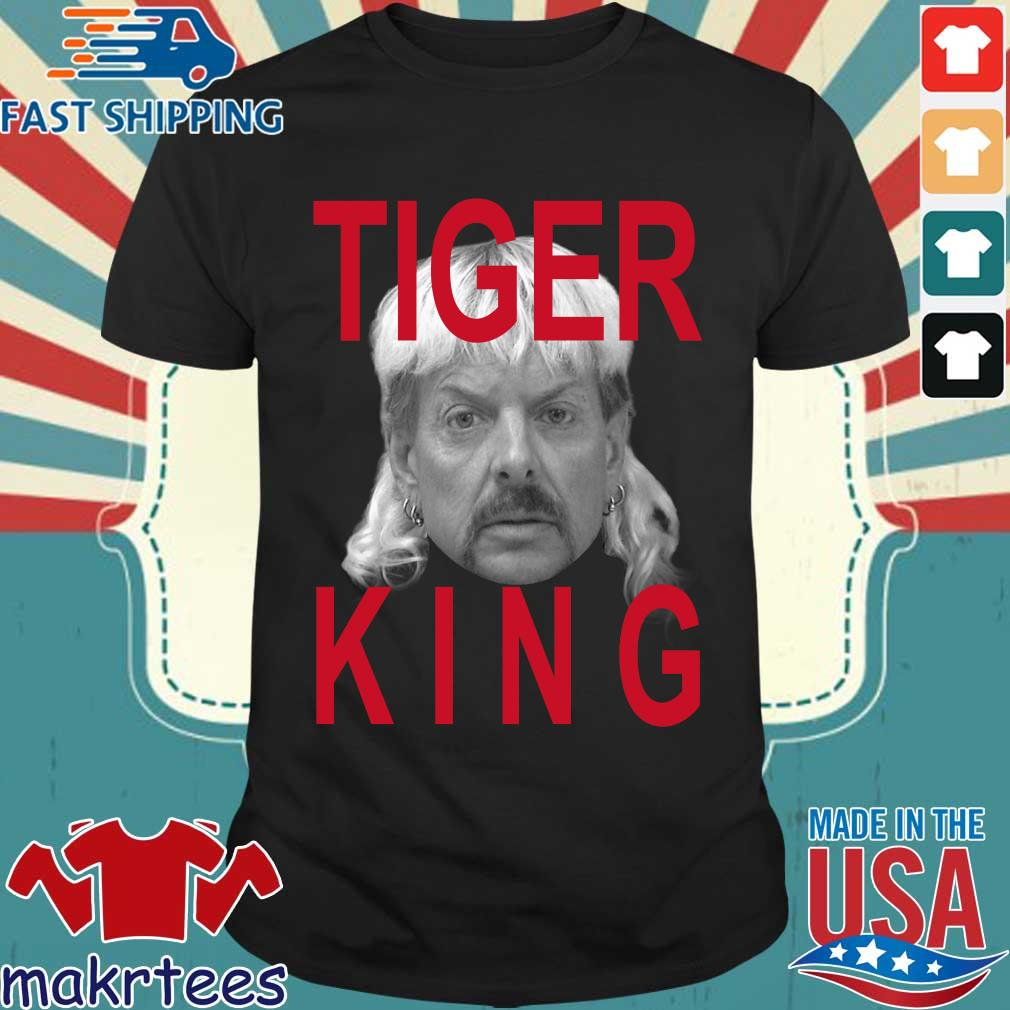 Joe Exotic Tiger King Official Shirt