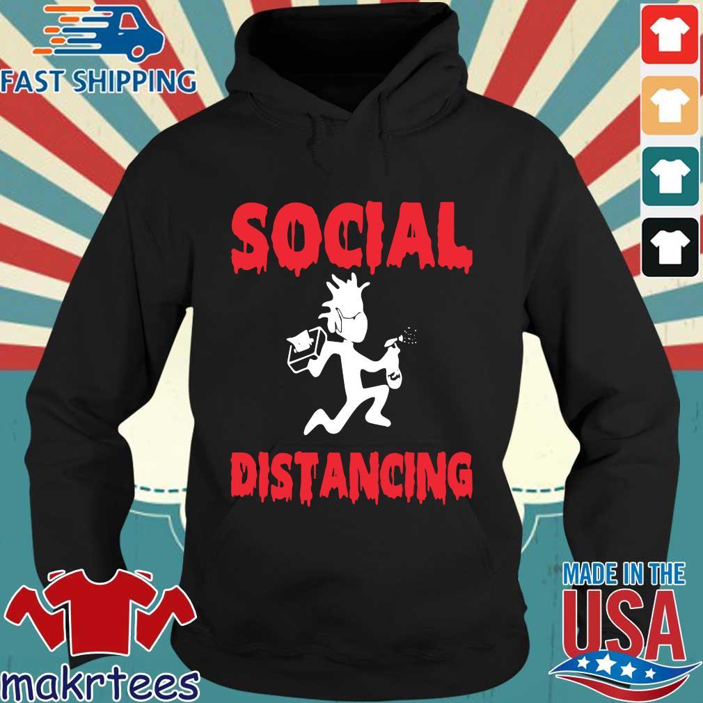 Morty Social Distancing Shirt Hoodie den