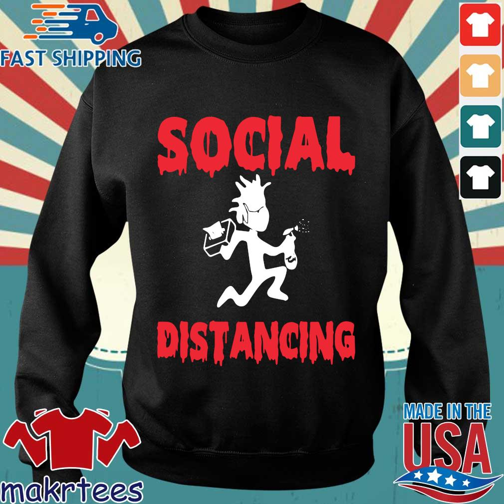 Morty Social Distancing Shirt Sweater den
