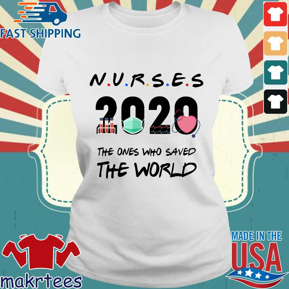 Nurses 2020 the ones who saved the world Covid-19 s Ladies trang