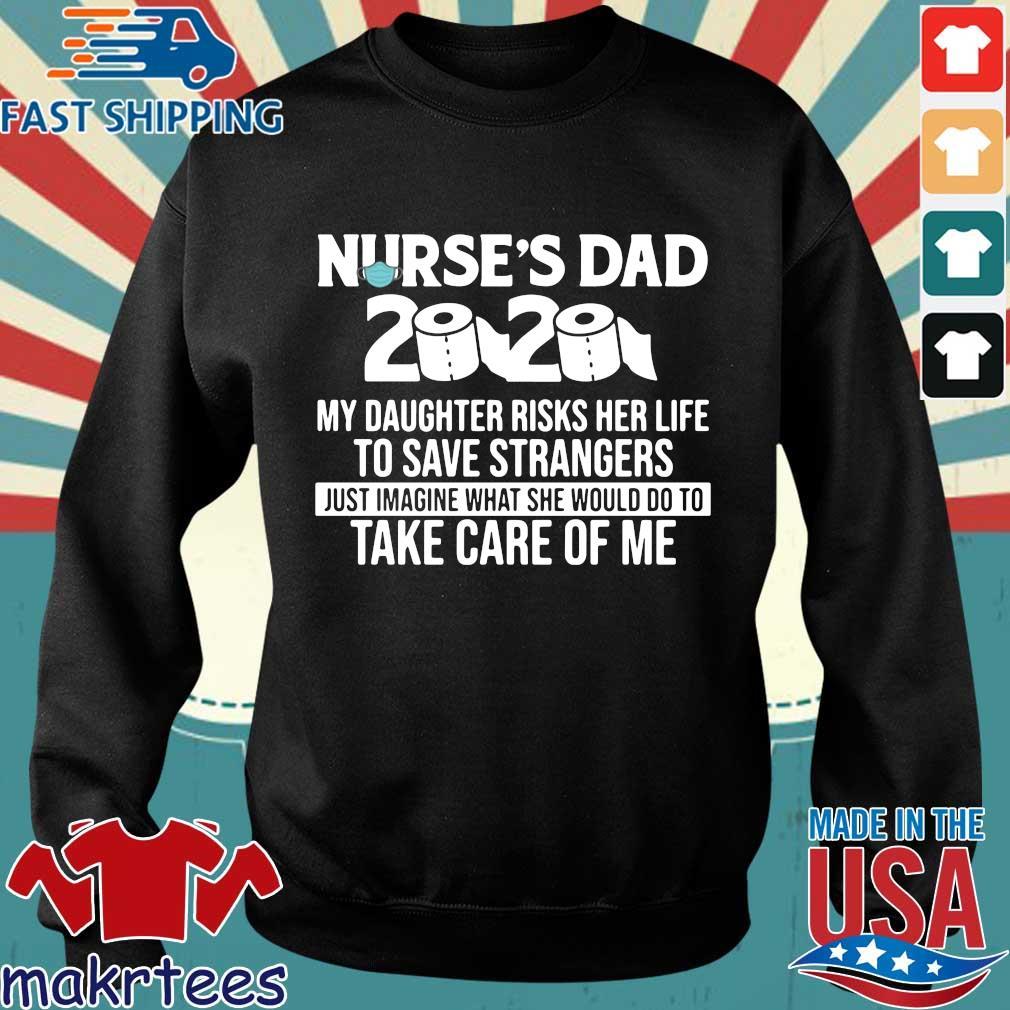 Nurse's Dad 2020 toilet paper s Sweater den