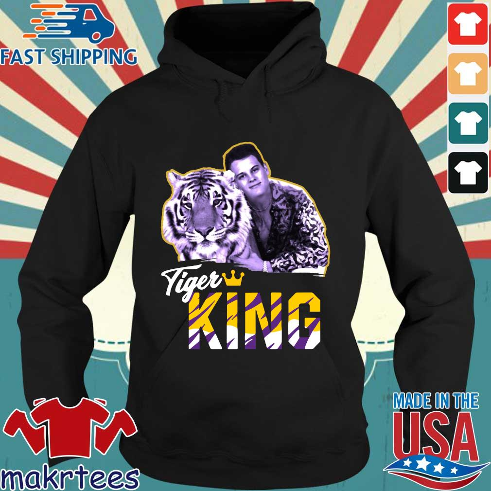 Official Joe EXOTIC Tigers King Shirt Hoodie den