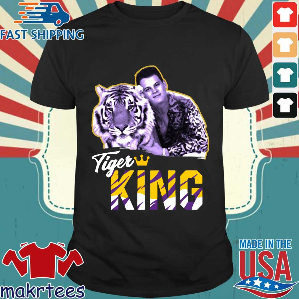 Official Joe EXOTIC Tigers King Shirt