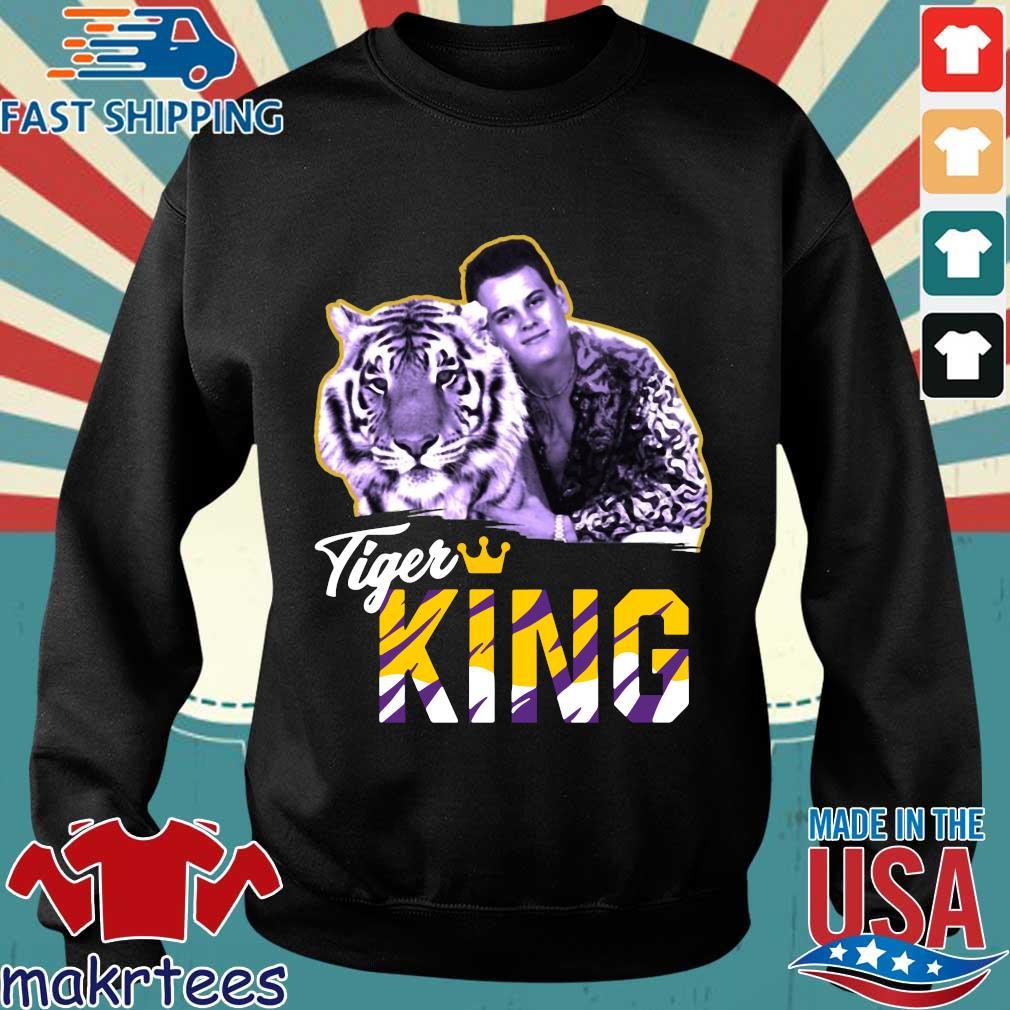 Official Joe EXOTIC Tigers King Shirt Sweater den