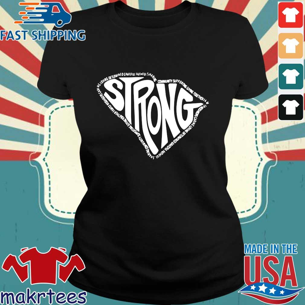 Palmetto Strong Shirt Ladies den