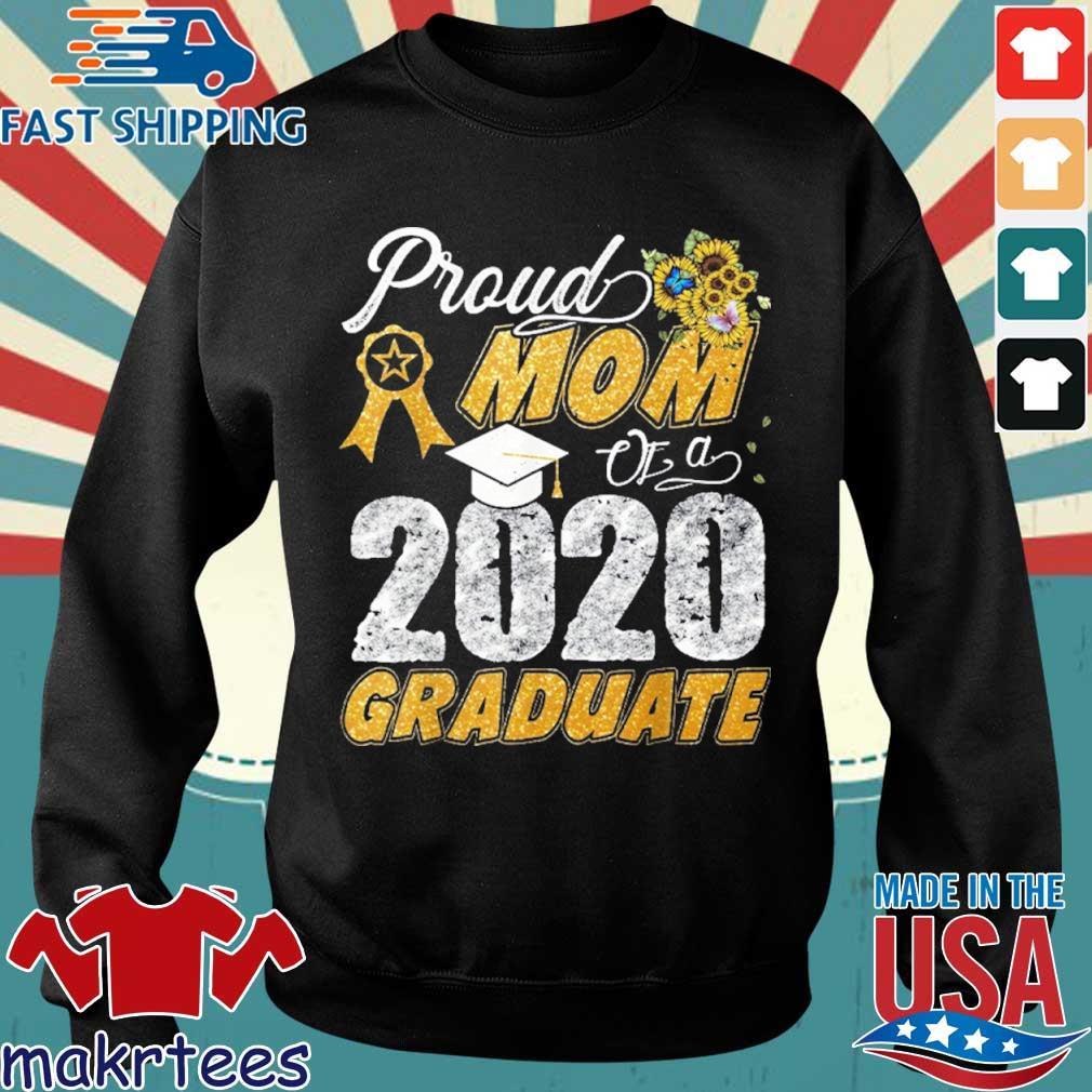 Proud Mom Of A 2020 Graduate Shirt Sweater den