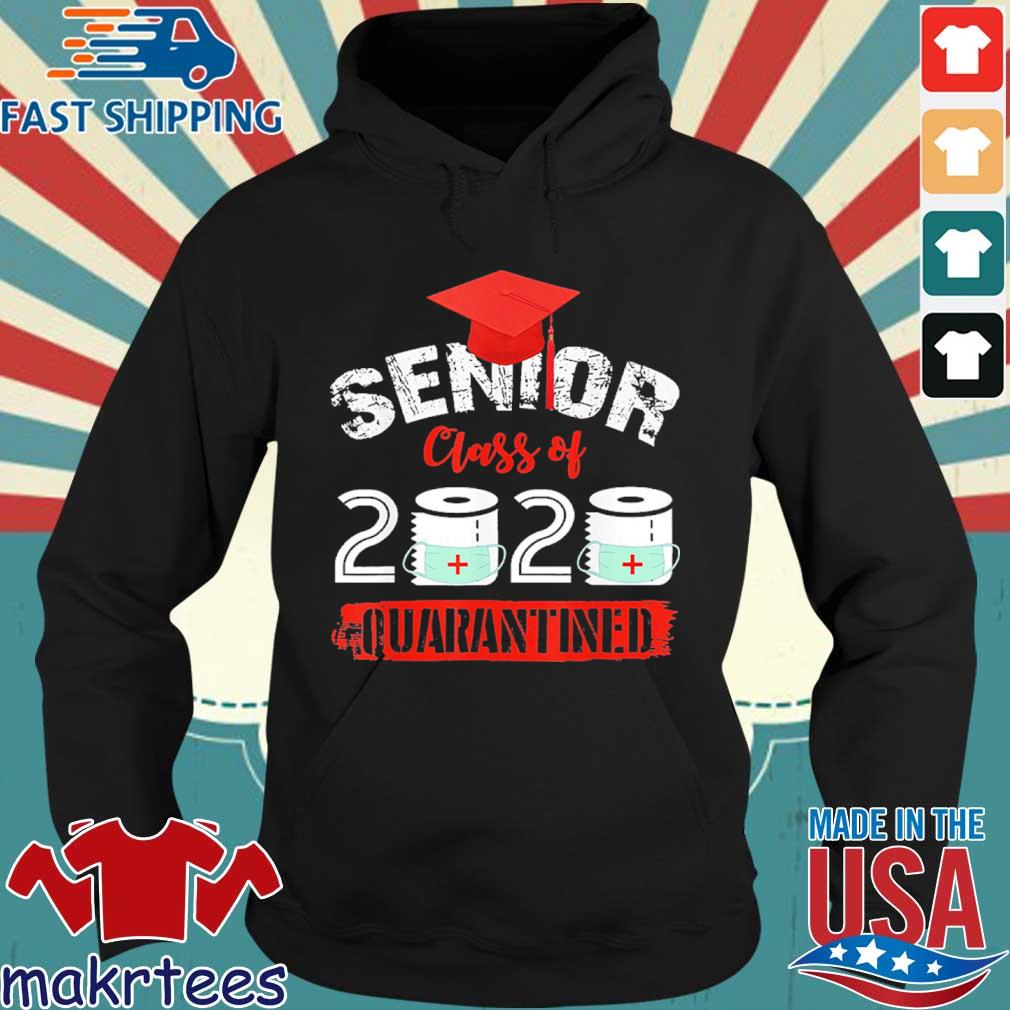 Seniors Class Of 2020 Virus Quarantine Grad Shirt Hoodie den