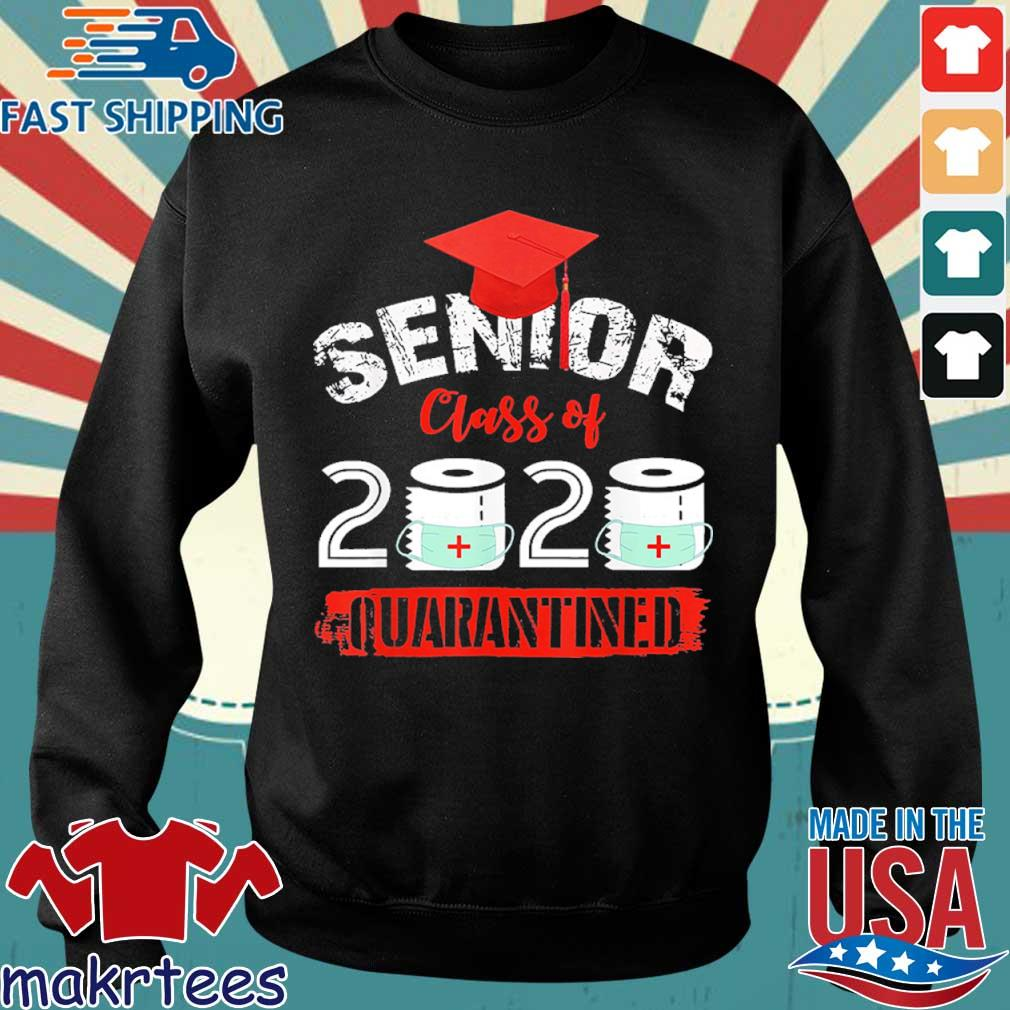 Seniors Class Of 2020 Virus Quarantine Grad Shirt Sweater den