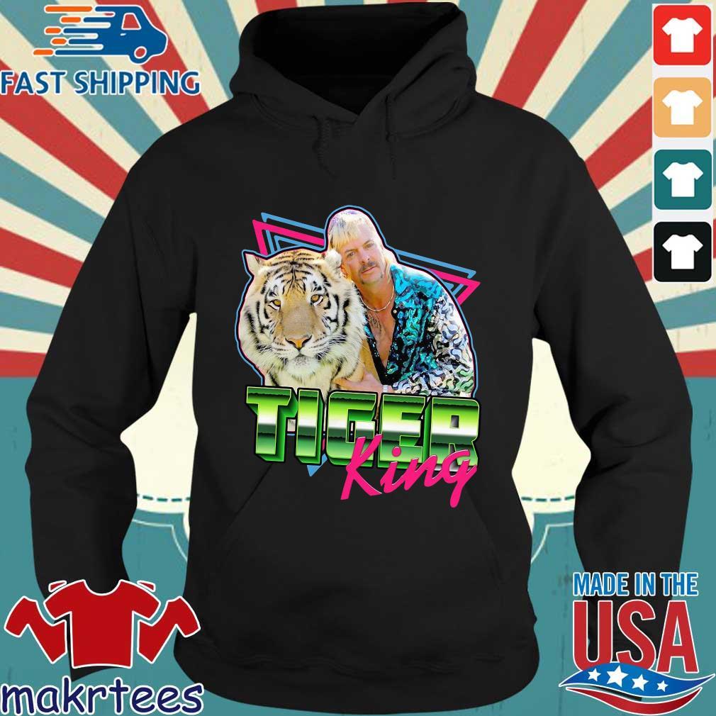 Tiger King' Joe Exotic's Shirt Hoodie den