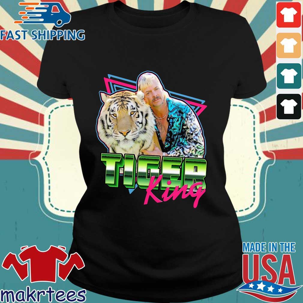 Tiger King' Joe Exotic's Shirt Ladies den