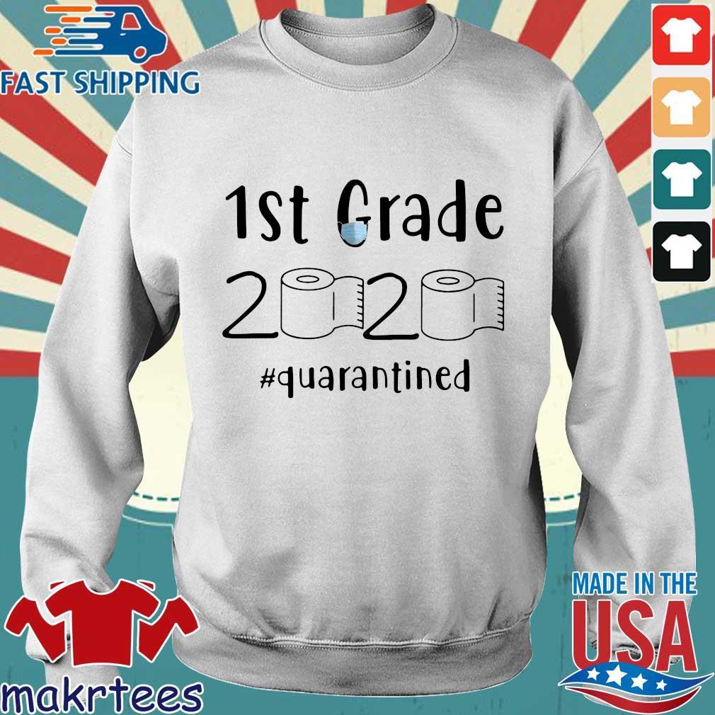 1st Grade 2020 Toilet Paper #quarantined Shirt Sweater trang
