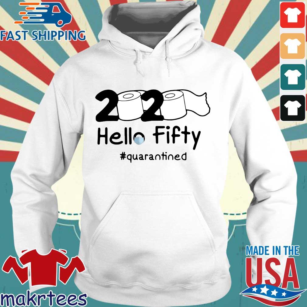 2020 toilet paper fifty quarantined s Hoodie trang