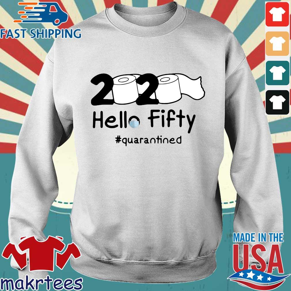 2020 toilet paper fifty quarantined s Sweater trang