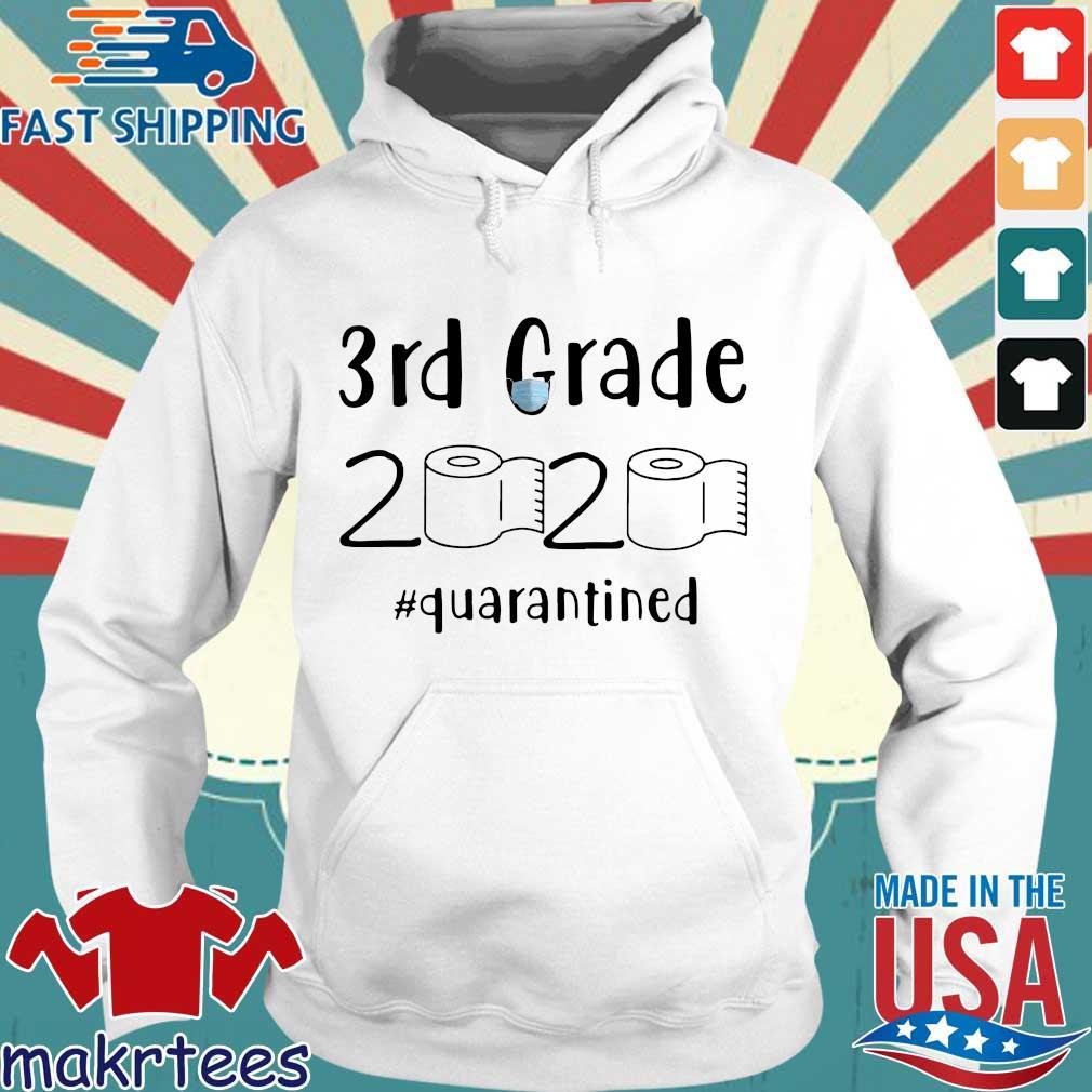 3rd Grade 2020 Toilet Paper #quarantined Shirt Hoodie trang