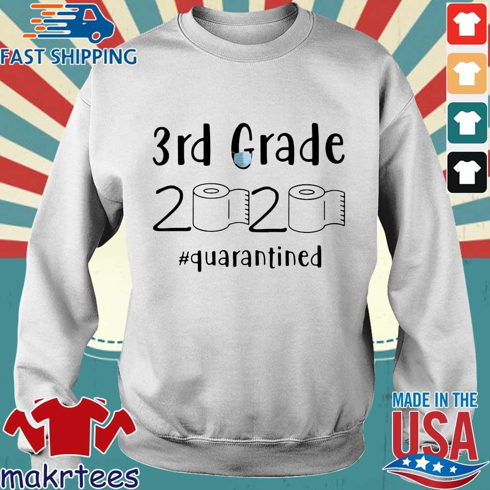 3rd Grade 2020 Toilet Paper #quarantined Shirt Sweater trang