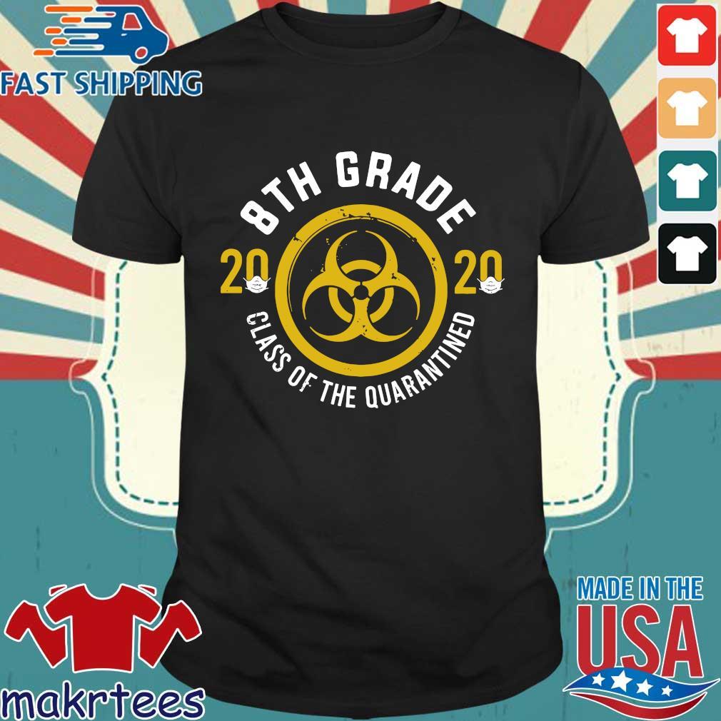 8th Birthday Class of 2020 Quarantined Shirt