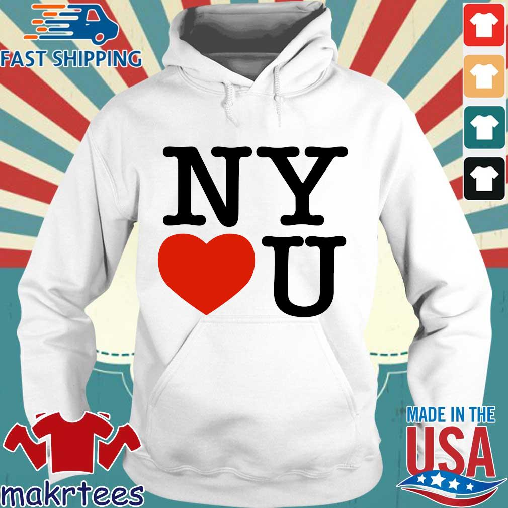 Andrew Cuomo New York Loves You Shirt Hoodie trang