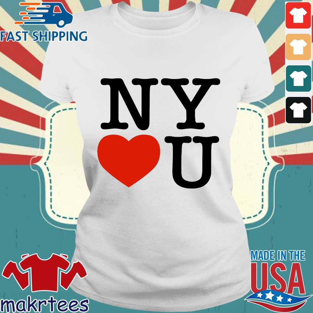 Andrew Cuomo New York Loves You Shirt Ladies trang