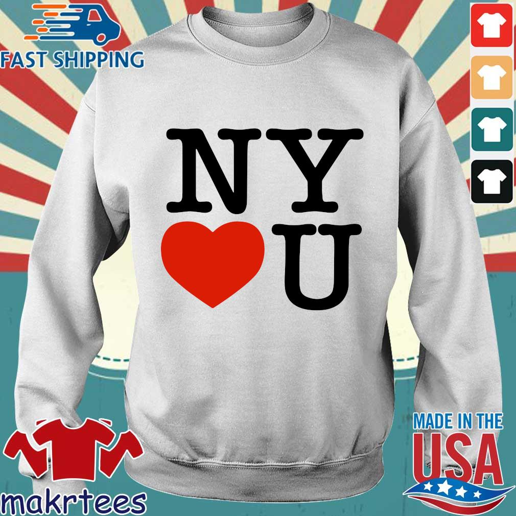Andrew Cuomo New York Loves You Shirt Sweater trang