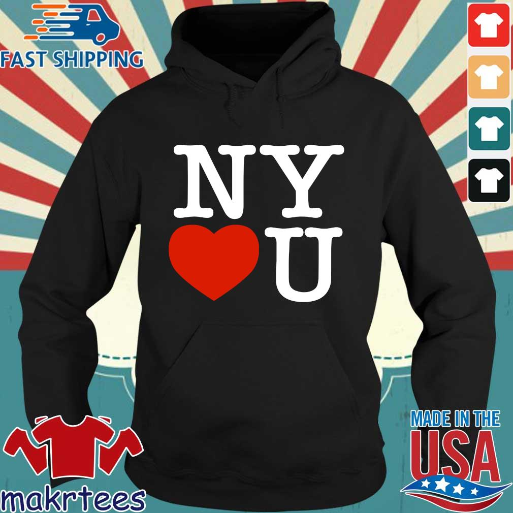 Andrew Cuomo New York Loves You Tee Shirt Hoodie den